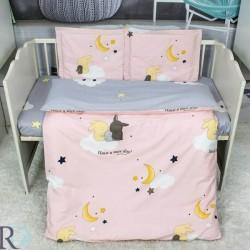 Спално бельо за количка