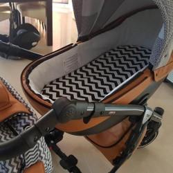 Чаршаф с ластик за количка