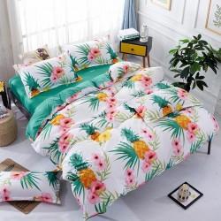 Свежи и смели цветове в спалнята