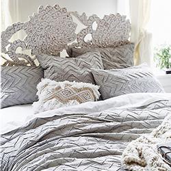 Значението на текстурата в интериора на спалнята