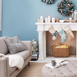 5 различни начина да украсите вашия дом през зимата
