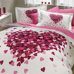 Какво представлява спалното бельо от поплин?