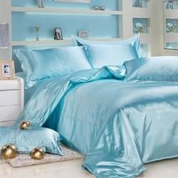 Какво е спално бельо от сатен?