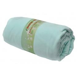 Чаршаф с ластик от 100% Памук - Green