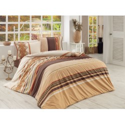 Елегантен спален комплект чаршафи - Аntique Вronze
