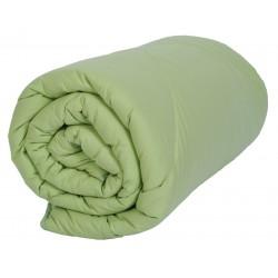 Стилна олекотена завивка - 100% Памук Ранфорс - Green