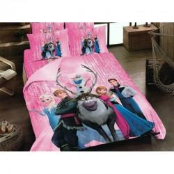 Спален комплект за деца - 100% памук - Frozen