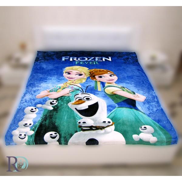 Уникално детско одеяло Frozen 2