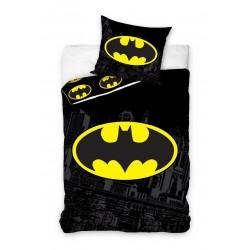 Ефектно спално бельо 3D - 100% Ранфорс Памук - Batman