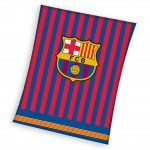 Ултра меко одеяло - 100% ПЕ - F. C. Barcelona