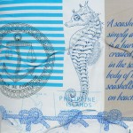 Капитонирана олекотена завивка Sailor