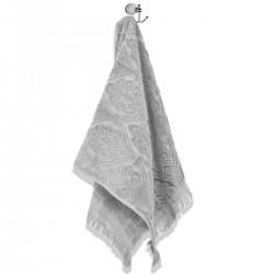 Артистична хавлиена кърпа 70/140 - 100% Памук - Grey