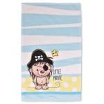 Забавна детска хавлиена кърпа 30/50 Pirate