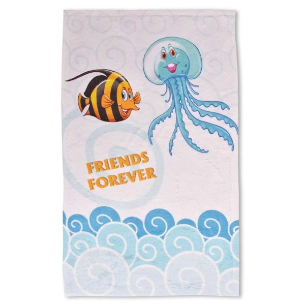 Детска хавлиена кърпа 30/50 Friends Forever