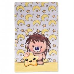 Хавлиена кърпа за дете 30/50 Little Hedgehog