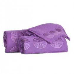 Луксозна хавлиена кърпа 70/140 - 100% Микропамук - Tweest Lilac