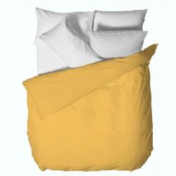 Плик за Олекотена Завивка 200/220 - 100% Ранфорс Памук - Yellow