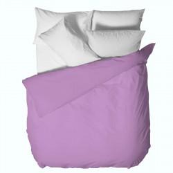 Модерен Плик за Олекотена Завивка 200/220 - 100% Ранфорс Памук - Purple