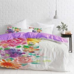 Двулицево Спално Бельо за Голяма Спалня - 100% Ранфорс Памук - Freshness