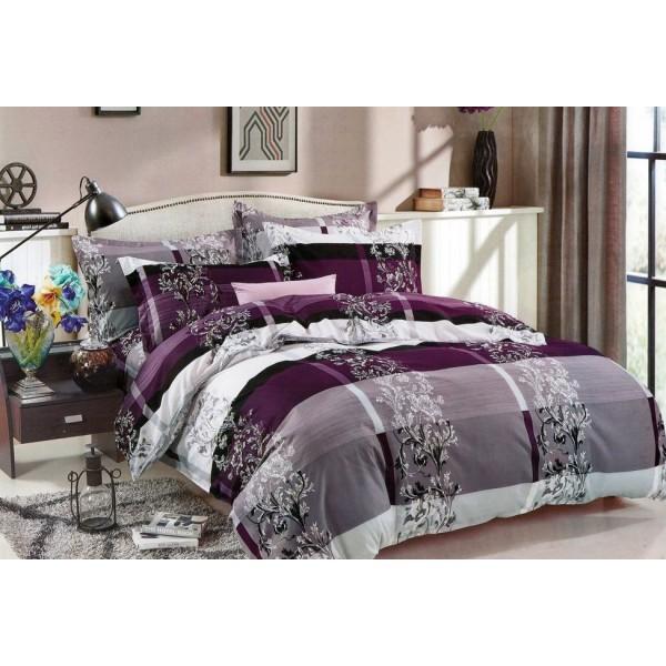 Ефектно спално бельо - 100% Полиестер - Elma