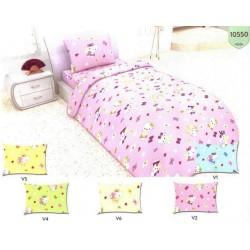 Бебешки комплект за легло - 100% Памук - Кitten