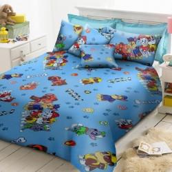 Комфортно спално бельо за дете - 100% Памук Ранфорс - Paw Patrol