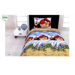 Детски спални комплекти с отпечатани любими герои - Angry Birds