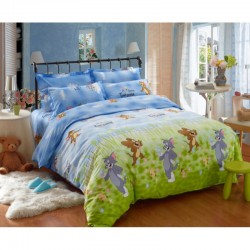 Детски спални комплекти с отпечатани любими герои - Spring Forever
