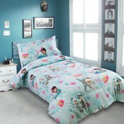 Уютно спално бельо за дете - 100% Памук - Emma