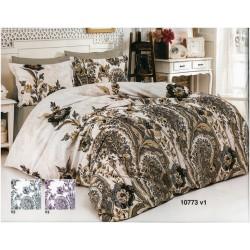 Креативен спален комплект - 100% Памук - Asiah