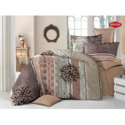Стилен спален комплект - 100% Памук - Jane