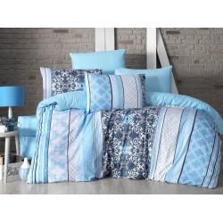 Елгантно спално бельо - 100% Памук Ранфорс - Catherine