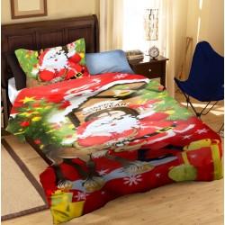 Модерно спално бельо - 100% Памук - Merry Christmas