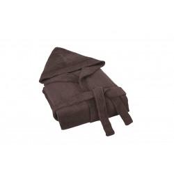 Универсален халат - Бамбук&Памук - Brown