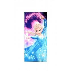 Плажна кърпа за дете - 100% Памук - Elsa
