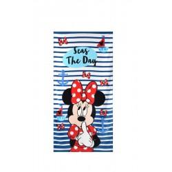 Плажна кърпа за дете - 100% Памук - Mini Mouse