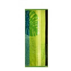 Елегантна плажна кърпа - 100% Памук - Greeny