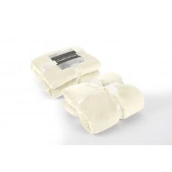Пухкаво одеяло - Полиестер - Warm Сream