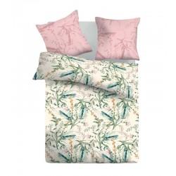 Стилно спално бельо - 100% Памук Ранфорс -  Caralie