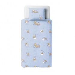 Памучно детско спално бельо - 100% Памук Ранфорс - Cute Baby