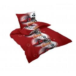 Памучно детско спално бельо - 100% Памук Ранфорс - The Cars