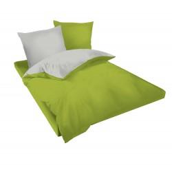 Двуцветен спален компплект - 100% Памук Ранфорс - Lora