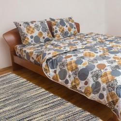 Спален комплект с олекотена завивка Makenna