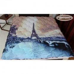 Олекотена Завивка от памучен сатен Paris