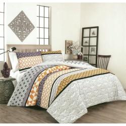 Комфортно спално бельо - 100% Памук Ранфорс - Morris
