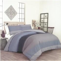 Бутиково спално бельо с олекотена завивка - 100% Ранфорс Памук - Diplomat