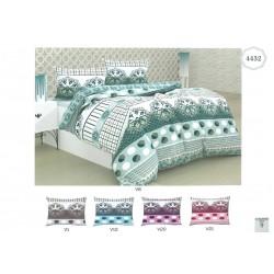 Дизайнерски спален комплект - 100% Памук - Batist