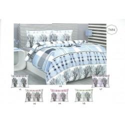 Стилен спален комплект - 100% Памук - Forest