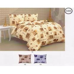 Финно спално бельо Paris Beige