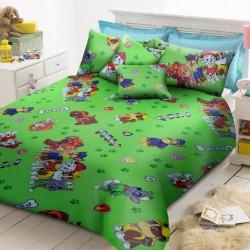 Детско спално бельо - 100% Памук - Paw Patrol